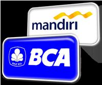 BCA & Mandiri