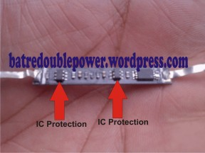 baterai Idol IC Protection