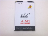 Baterai blackberry double power JM-1