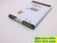 Baterai double power blackberry 9860