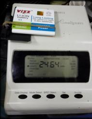 baterai VIZZ double power