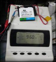 Nokia BL-5K Unisco 2350mah hasil Test 960mAh